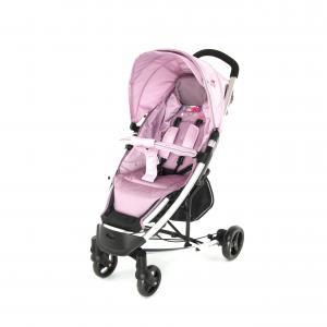 Прогулочная коляска  S801, цвет: светло-розовый/лиловый Lider Kids