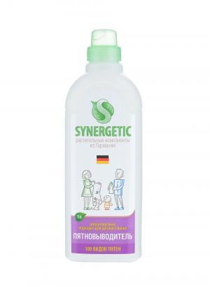 Пятновыводитель для белья  Гипоаллергенный Synergetic