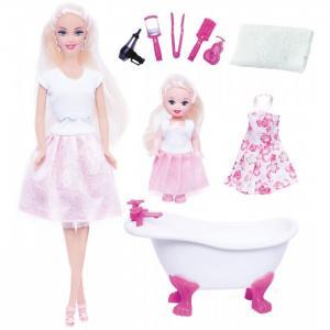 Набор Кукла Ася Веселое купание Toys Lab