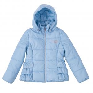 Куртка , цвет: голубой Button Blue