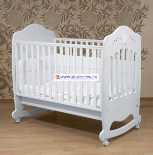 Детская кроватка  Star 125х65 Bambolina