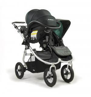Адаптер  Indie Twin car seat Adapter single, цвет: черный Bumbleride