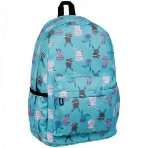 Рюкзак ArtSpace 1 отделение Pattern Funny bunny 41x28x14 cм Спейс