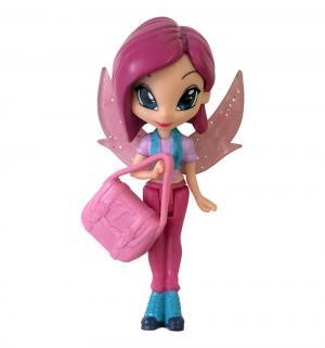 Фигурка  Друзья навсегда Текна с розовыми волосами 6 см Winx