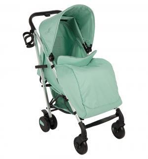 Прогулочная коляска  M1, цвет: ментол/серебро McCan