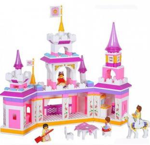 Конструктор  Замок принцессы (385 деталей) Sluban