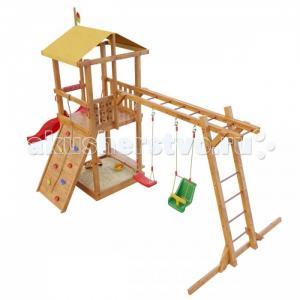 Детская игровая площадка Мадагаскар Самсон