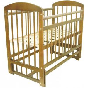 Детская кроватка  Мой малыш 9 маятник поперечный Ивашка