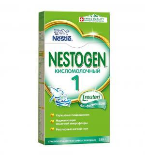 Молочная смесь  Кисломолочный 1 с пребиотиками 0-6 месяцев, 350 г Nestogen