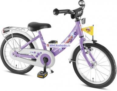 Велосипед двухколесный  ZL 16-1 Alu Puky