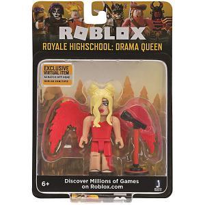 Игровая фигурка  Roblox Королевская школа: Королева драмы Jazwares