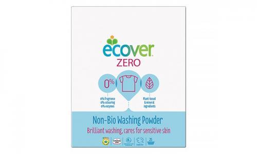 Экологический стиральный порошок-концентрат  Zero Non Bio Универсальный 1875 г Ecover