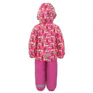 Комплект куртка/брюки  Hetta-aslak, цвет: розовый Kuutti