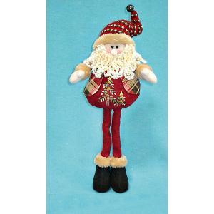 Дед Мороз/Снеговик/Олень, 38 см, в  полибеге MAG2000