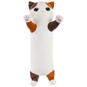 Мягкая игрушка  Котик лежебока 70 см Fancy