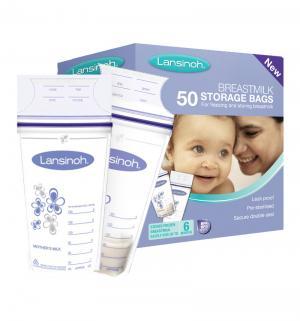 Пакеты  Breastmilk Storage Bags Lansinoh