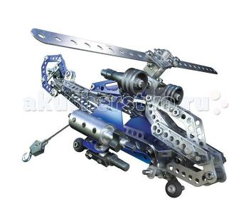 Конструктор  Боевой вертолёт 2 модели (374 детали) Meccano