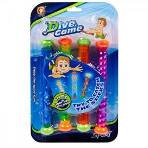 Палочки светящиеся для игры в воде 4 шт. YG Sport