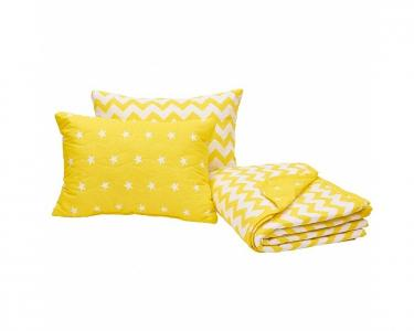 Комплект в кроватку  Покрывало Z-Kids с подушками 170x110 (3 предмета) Giovanni