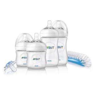 Набор бутылочек для новорожденных Natural SCD290/01 Philips Avent