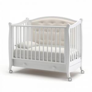Детская кроватка  Жанетт (колесо) Гандылян