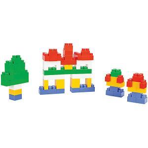 Конструктор  Master Blocks, 78 деталей Pilsan. Цвет: разноцветный