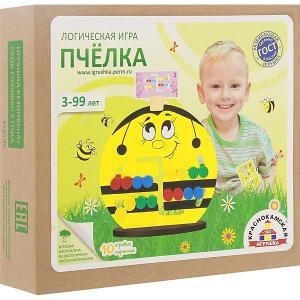 Логическая игра  Пчелка Краснокамская игрушка