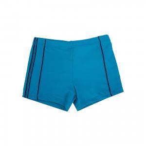 Плавки-шорты для мальчика DAUBER. Цвет: бирюзовый