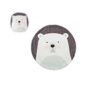 Плед  с подушкой Мишка (2 предмета) Крошка Я