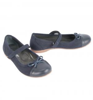 Туфли , цвет: синий Minimen