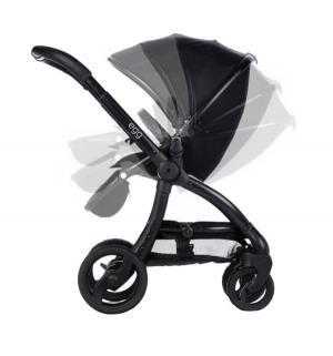 Прогулочная коляска  Quantum Grey & Gun Metal Chassis, цвет: серый Egg
