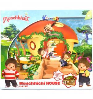 Игровой набор  Дом Monchhichi
