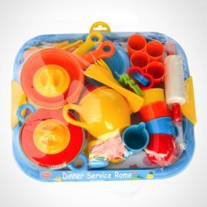 Набор посуды 29 предметов Gowi