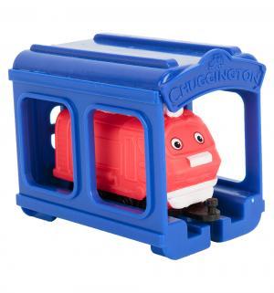 Игровой набор  2017 Ашер с гаражом 9 см Chuggington