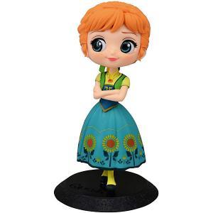 Фигурка Bandai Q Posket Disney Characters: Анна организовывает сюрприз, версия А. Цвет: разноцветный