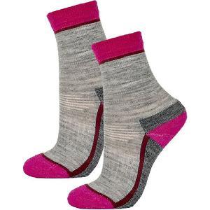 Носки Janus. Цвет: розовый