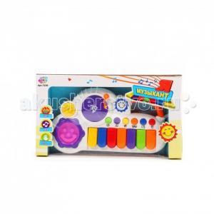 Музыкальная игрушка  Музыкальный пульт DJ Play Smart