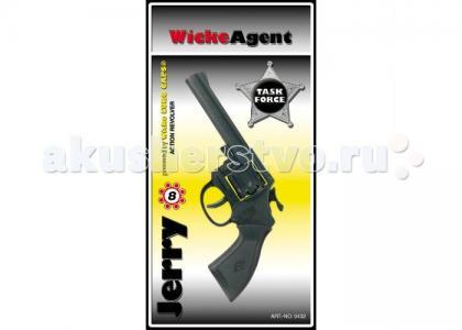 Пистолет Jerry 8-зарядные Gun Western 192mm Sohni-wicke