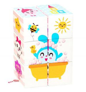 Кубики  Малышарики Мультики Мякиши