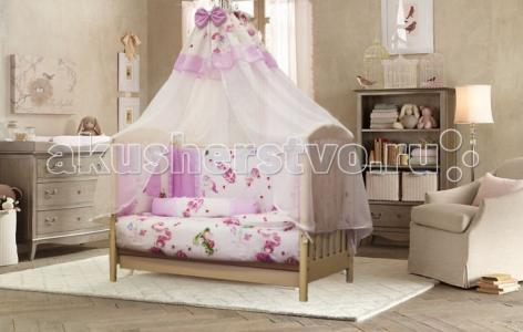 Комплект в кроватку  Маленькая фея (8 предметов) ByTwinz