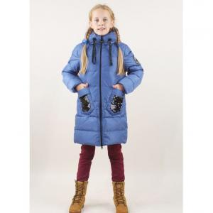 Пальто , цвет: синий Fobs