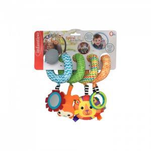 Подвесная игрушка  Развивающая Спиралька Infantino