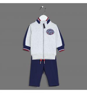 Комплект толстовка/брюки  JET, цвет: серый Ёмаё