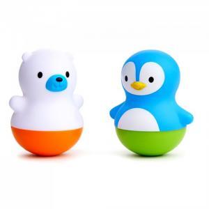 Игрушка для ванны Поплавки Медведь и Пингвин Munchkin