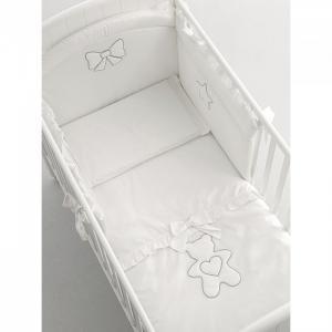 Комплект в кроватку  Lumiere (4 предмета) MIBB