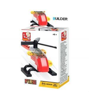 Конструктор  Builder Пожарные Sluban