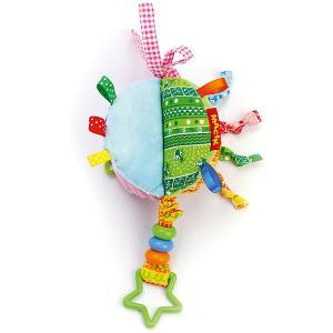 Игрушка-подвеска  Сегмент с бусинками Macik. Цвет: разноцветный