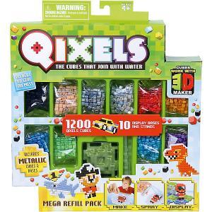 QIXELS  Дополнительный набор кубиков Spin Master