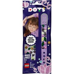 Конструктор  Dots 41917: Браслет Волшебный лес LEGO