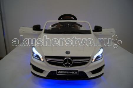 Электромобиль  Mercedes-Benz А777АА CLA 45 RiverToys